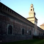 castello milan one day itinerary