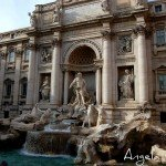 Walking in Rome, a journey through art and history