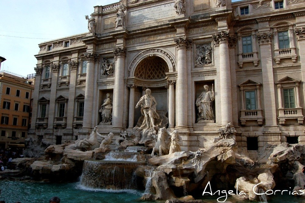 In Rome, with passion journeying through history and culture