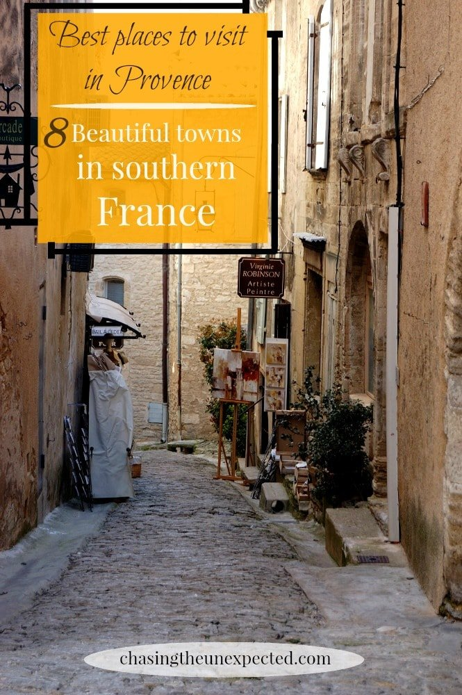 Best places to visit in Provence, 8 beautiful villages in southern France
