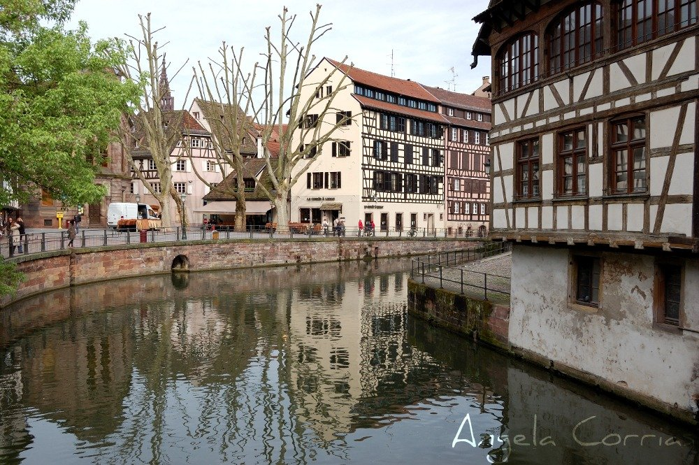 Strasbourg is one of the must visit cities in France