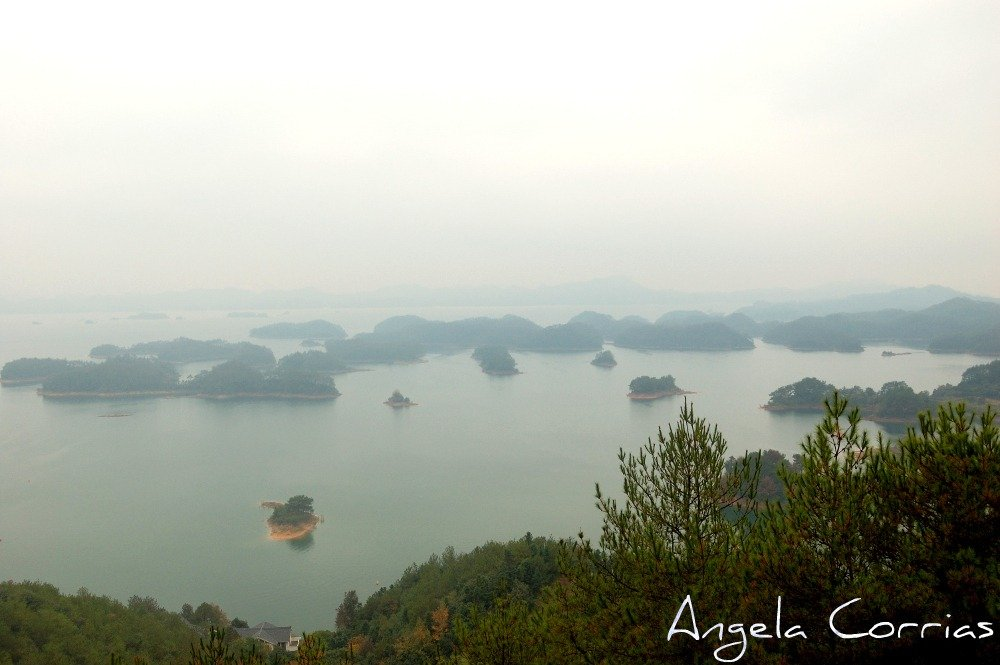Thousand Island Lake (qiandao lake) China