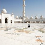 Sheikh Zayed mosque dress code for both men and women