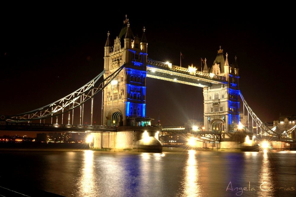 A trip, a photo – Tower Bridge, London