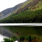 Glendalough lakes, Ireland