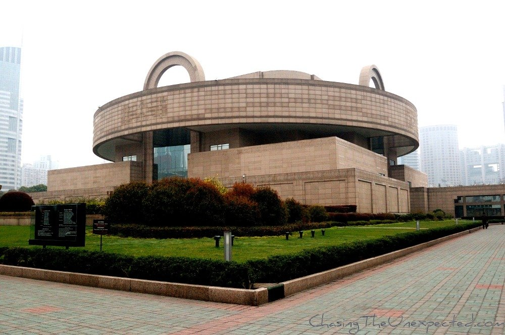 Shanghai Museum An Exquisite Sample Of Chinese Culture