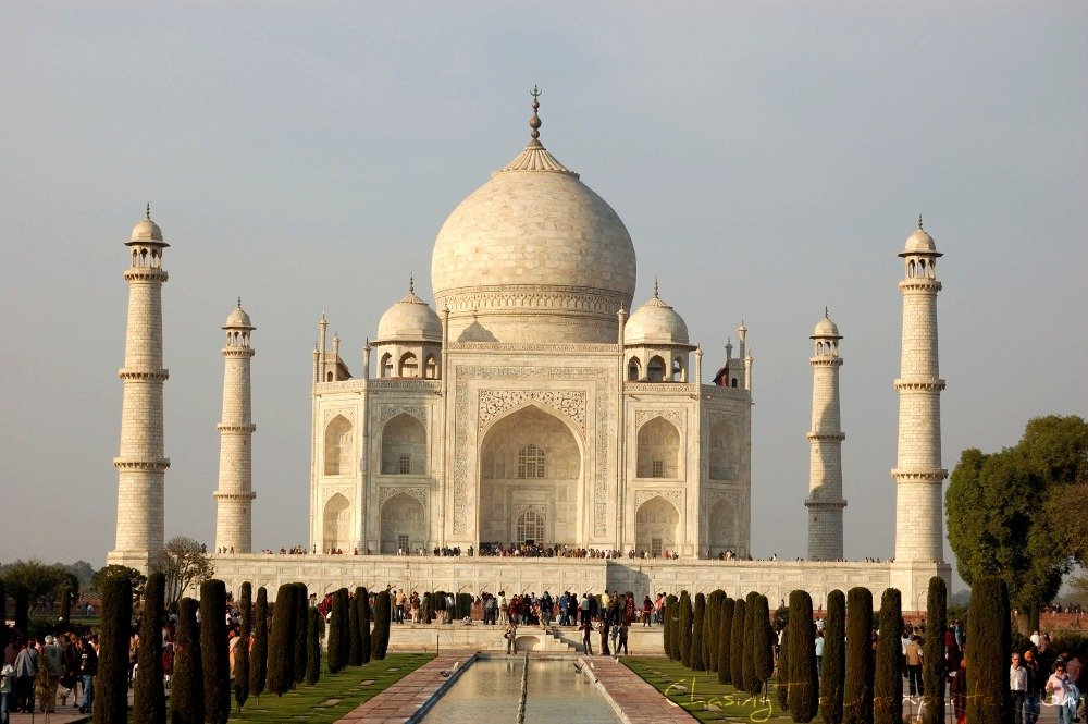 Taj Mahal, the ultimate monument to love