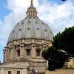 Saint Peter's Basilica, the Cupola, Rome