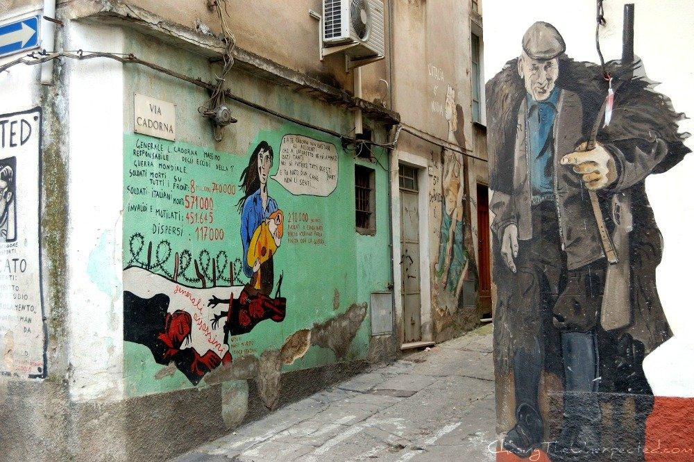 Orgosolo polemical murals