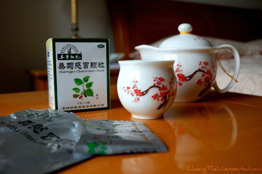 Essential tips in Mandarin language when getting sick on the road