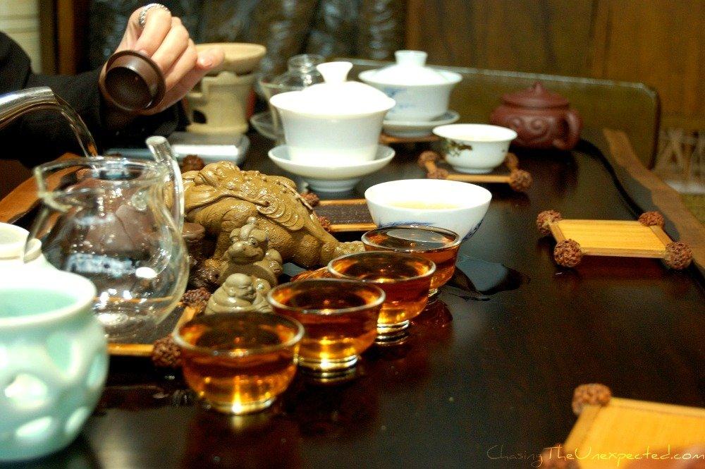 Mandarin language if you get sick
