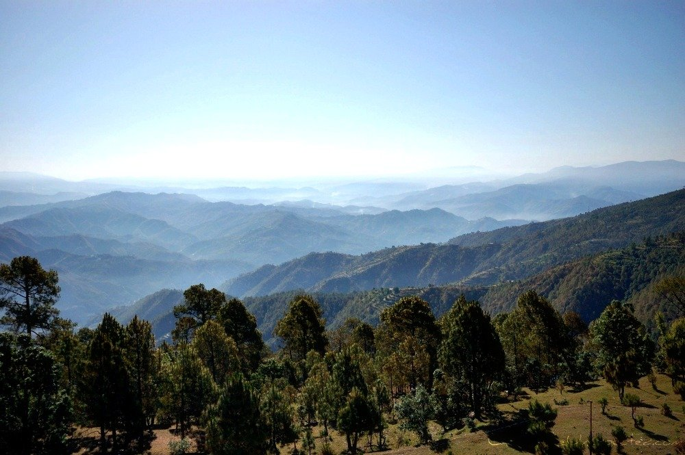 Most Uttarakhand destinations offer spectacular natural views of the Indian Himalayas