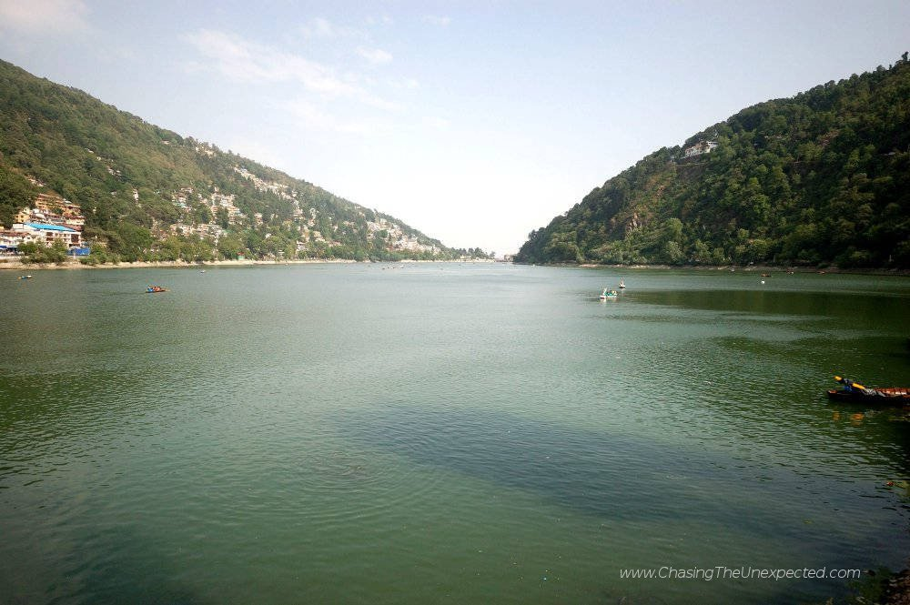 Nainital lakes are among the top Uttarakhand destinations