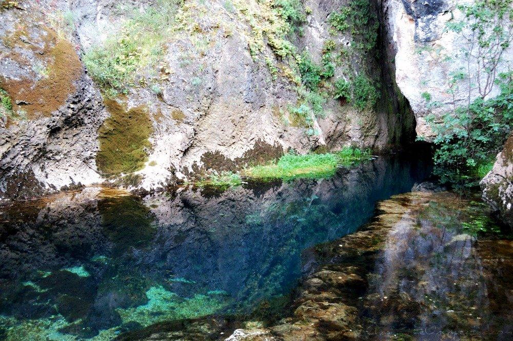 A trip, a photo – Su Gologone water spring, Sardinia