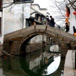 ZhouZhuang Water Town, scenic and relaxing day trip from Shanghai