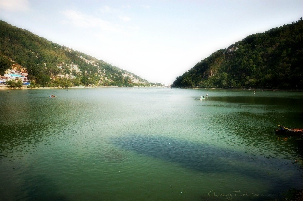 In Nainital, hiding the British Empire
