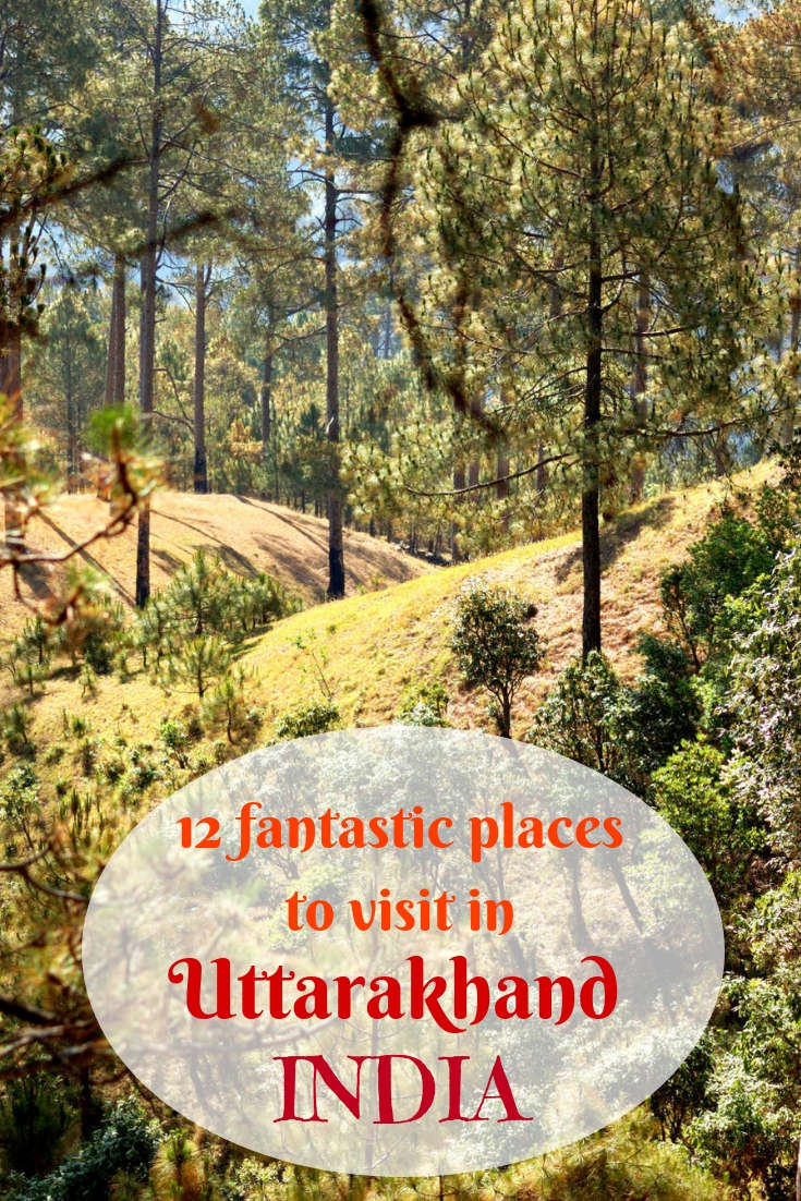 Uttarakhand tourist destinations, best places to visit in Uttarakhand