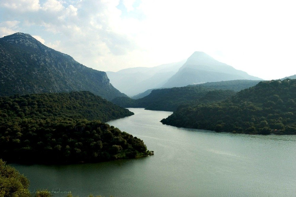 A trip, a photo – Cedrino River, Sardinia