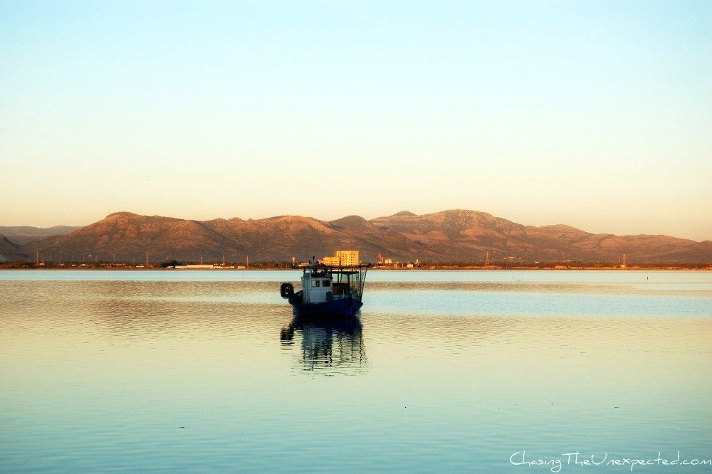 A trip, a photo – In Sardinia, golden light