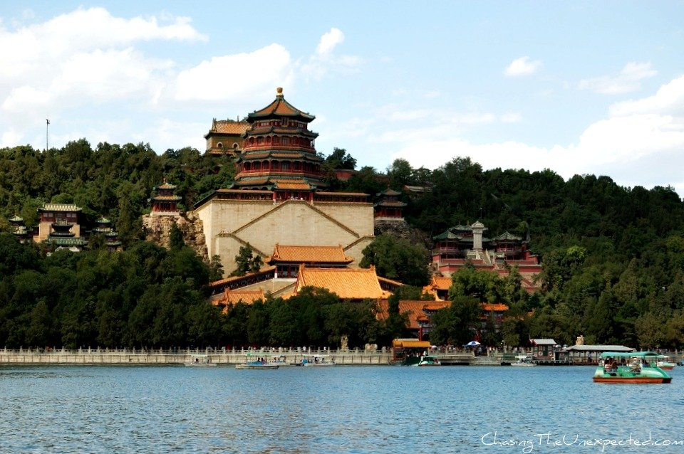 Beijing Summer Palace, a walk through Chinese majesty