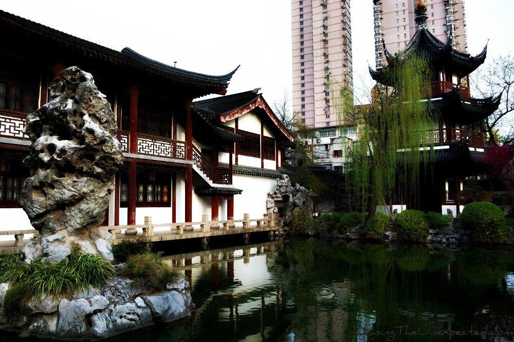 Shanghai's Confucius Temple