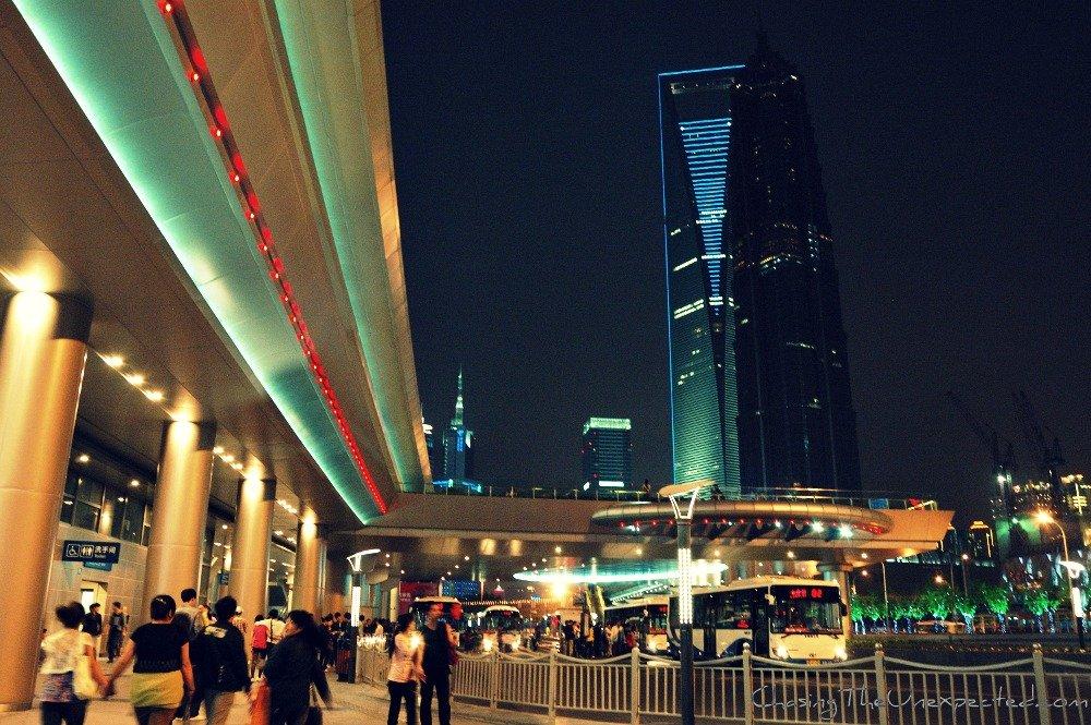 Building Shanghai's modernity