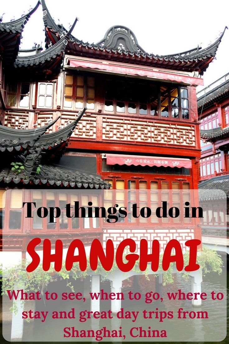 Top things to do in Shanghai, China