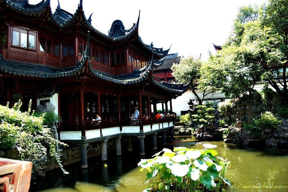 A trip, a photo – Shanghai Yu Yuan garden