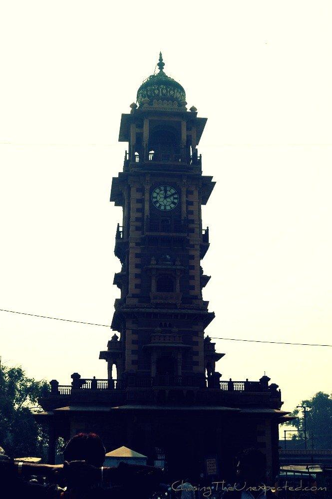 Image: Jodhpur Clock Tower