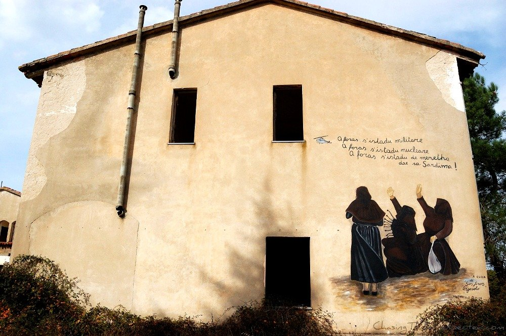 Pratobello, ghost town or breeding ground for revolution?