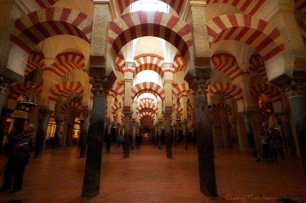 La Judería, Muslim, Christian, Jewish heart of Cordoba