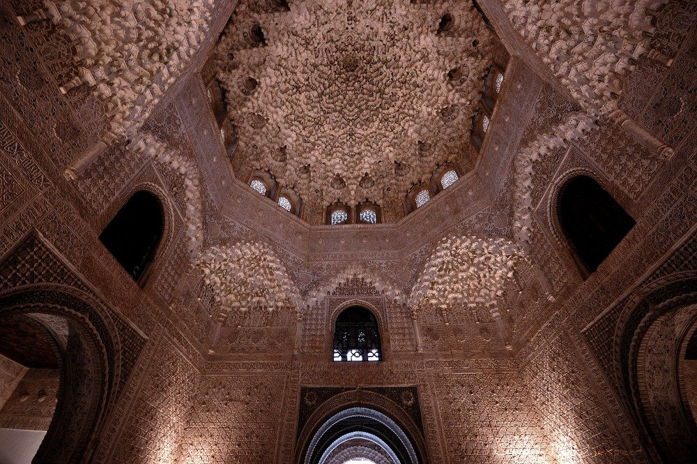 Getting lost in Granada's Alhambra in pursuit of the Moorish connection