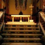A trip, a photo – Inside Italian churches, a glimpse on Cagliari's cathedral