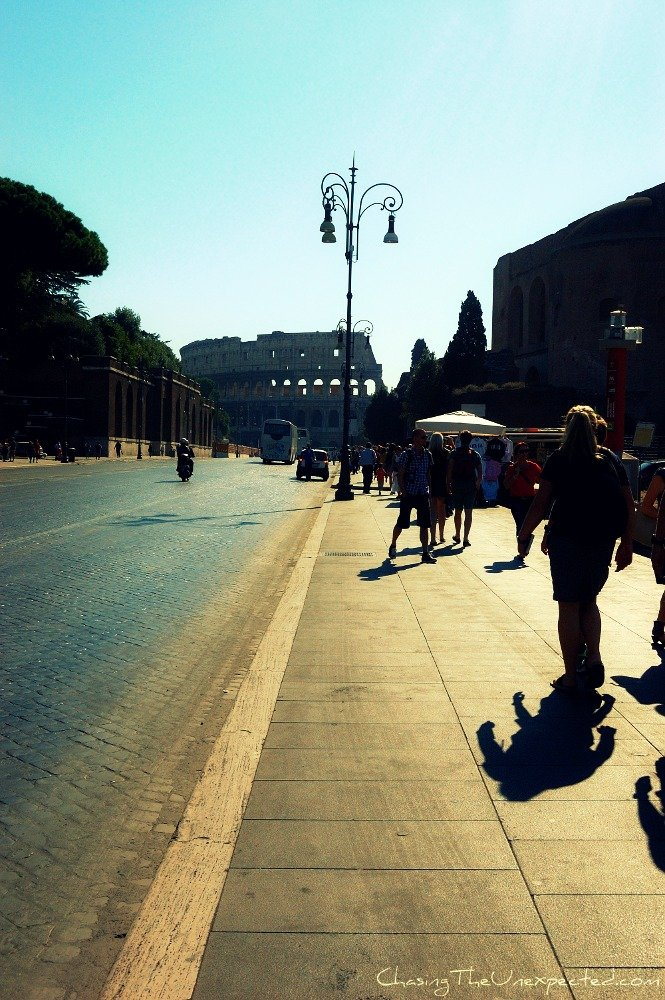 Bones and Catacombs, journeying underground Rome