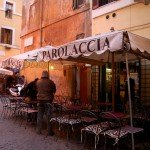 Dining in Rome, if you don't mind getting insulted