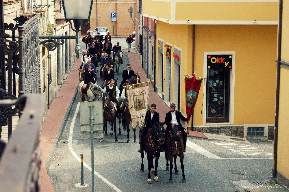 Photo essay – Feast of Sant'Isidoro in Ghilarza, celebrating farmers' work