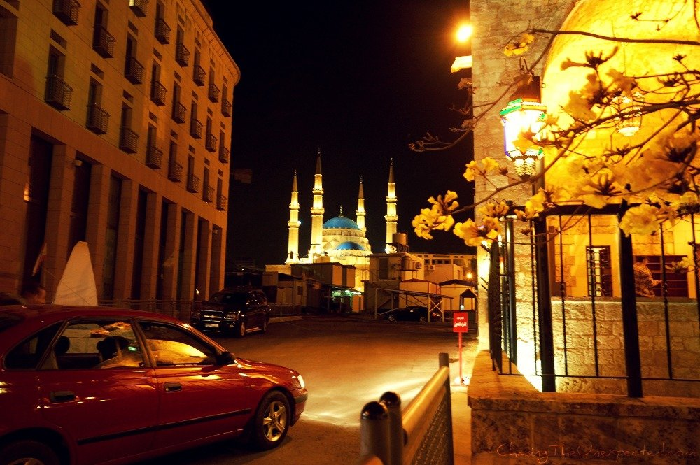 Photo Essay: A night stroll around Beirut