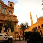 A trip, a photo – Beirut, city of contrasts
