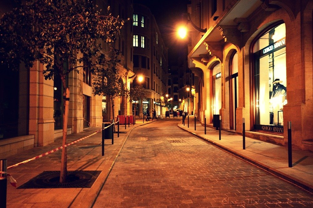 City Streets At Night Essay Ideas - image 3