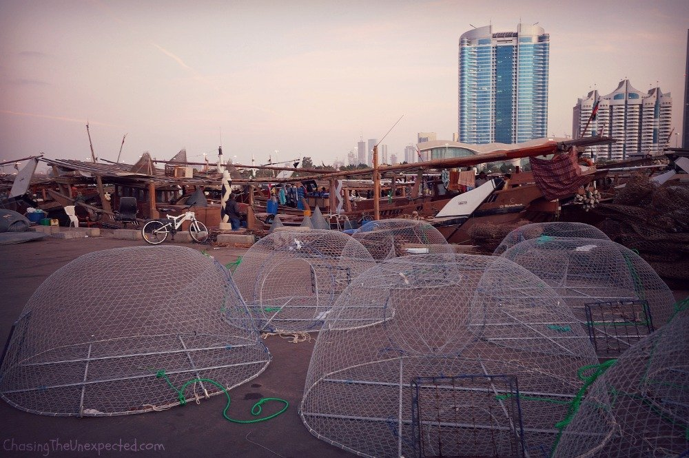 A trip a photo – In Abu Dhabi port, bringing ancient myths back to life