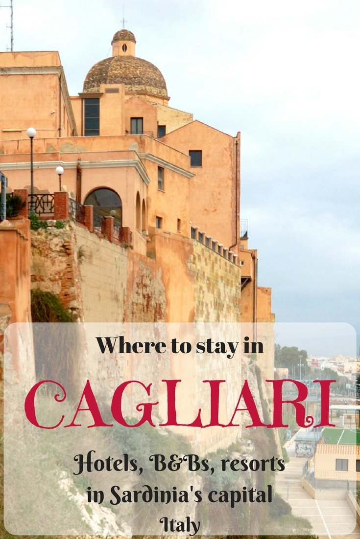 Where to stay in Cagliari