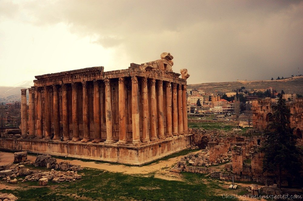Photo essay: Lebanon's ancient ruins, evoking memories from past lives