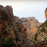 Descending Su Gorroppu, Sardinia's spectacular canyon