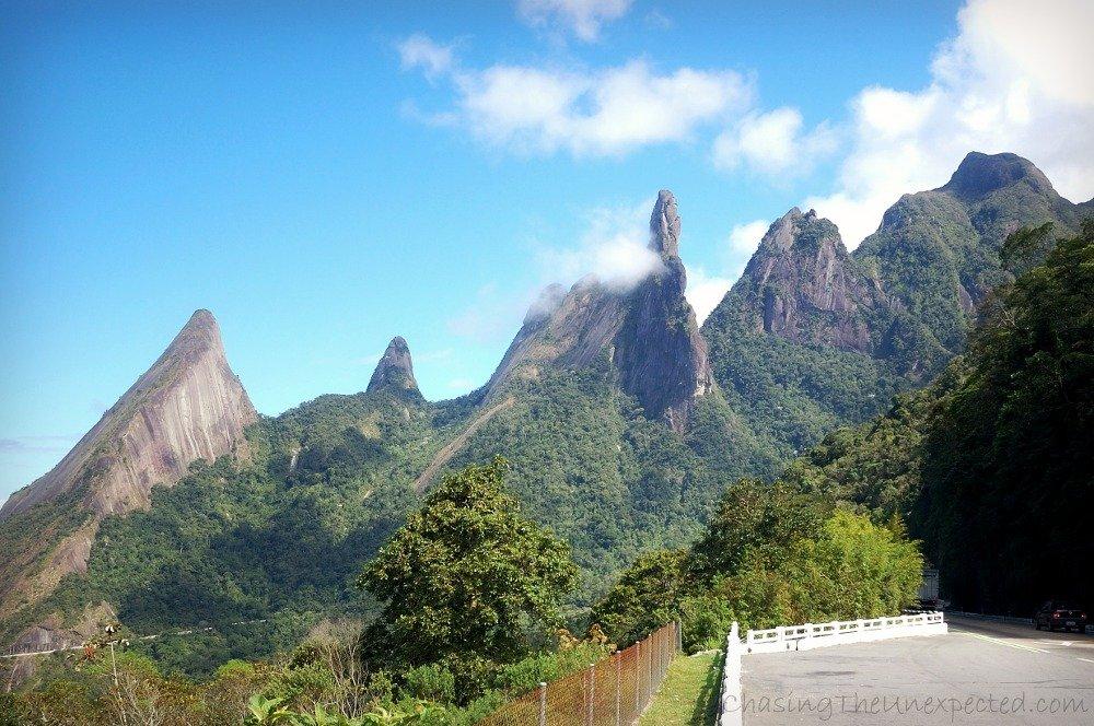 At a fazenda, exploring Rio de Janeiro surroundings