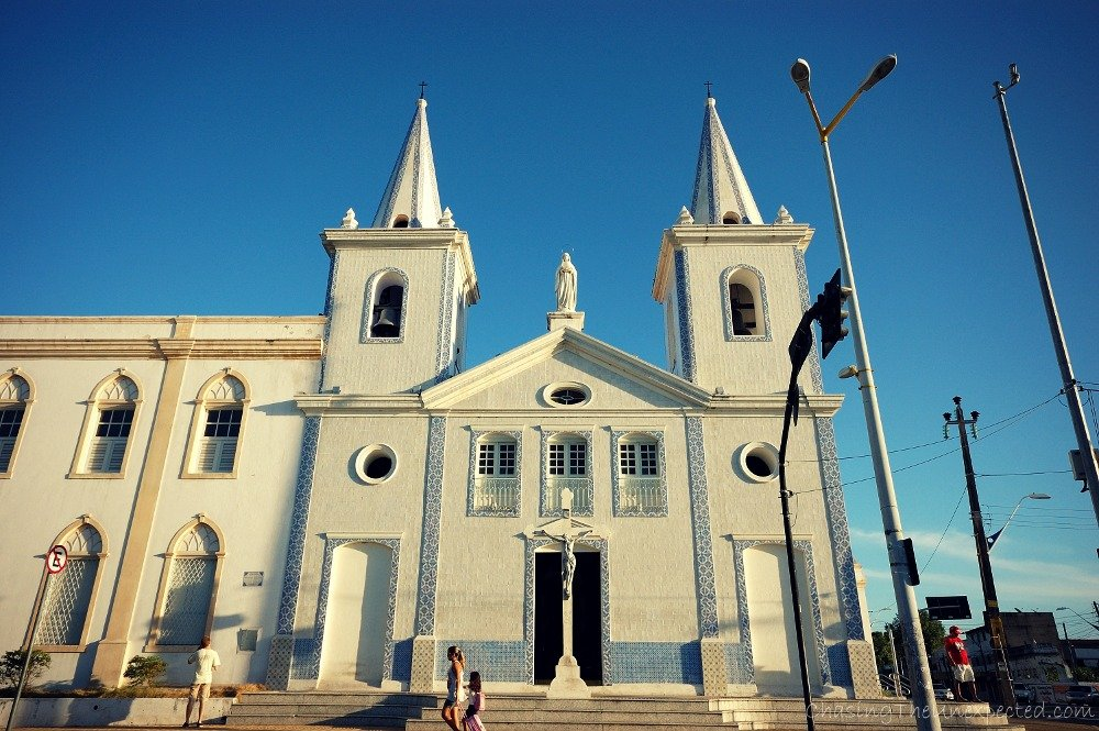 A trip, a photo – The simple beauty of Nossa Senhora de Prainha church, Fortaleza