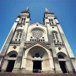 Stronghold-church of Nossa Senhora da Assunção, or where Fortaleza was born