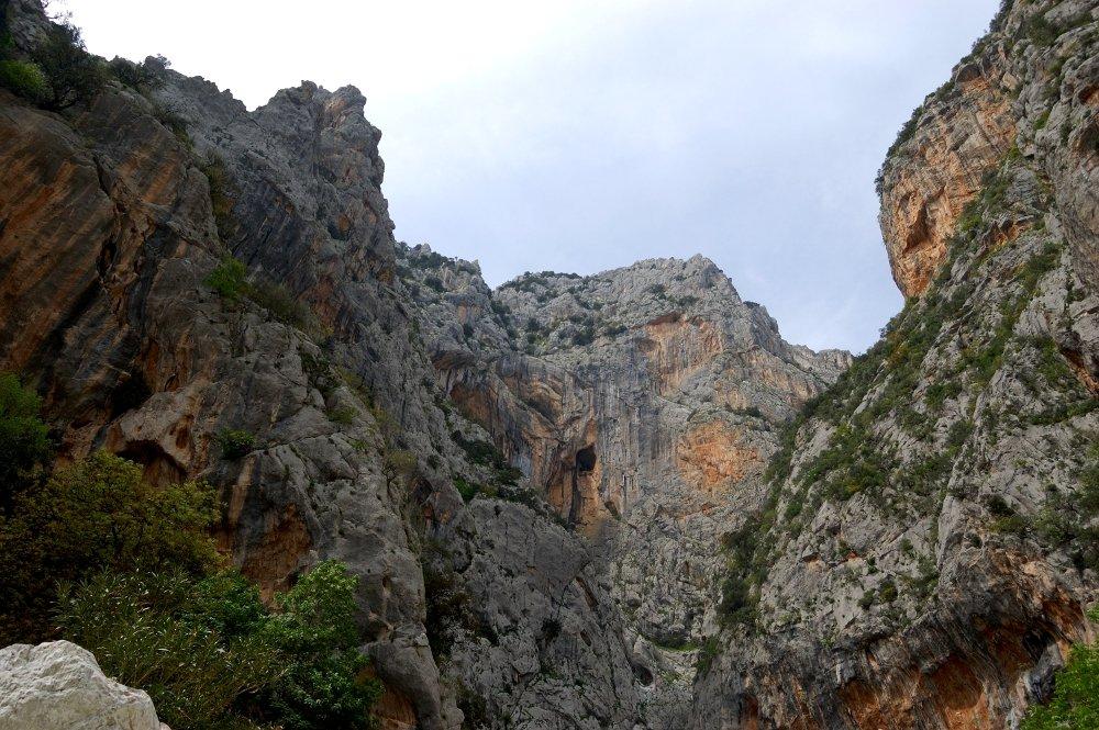 Su Gorroppu canyon Sardinia