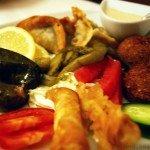 Mandaloun, Lebanese food haven in Rome's exclusive neighborhood