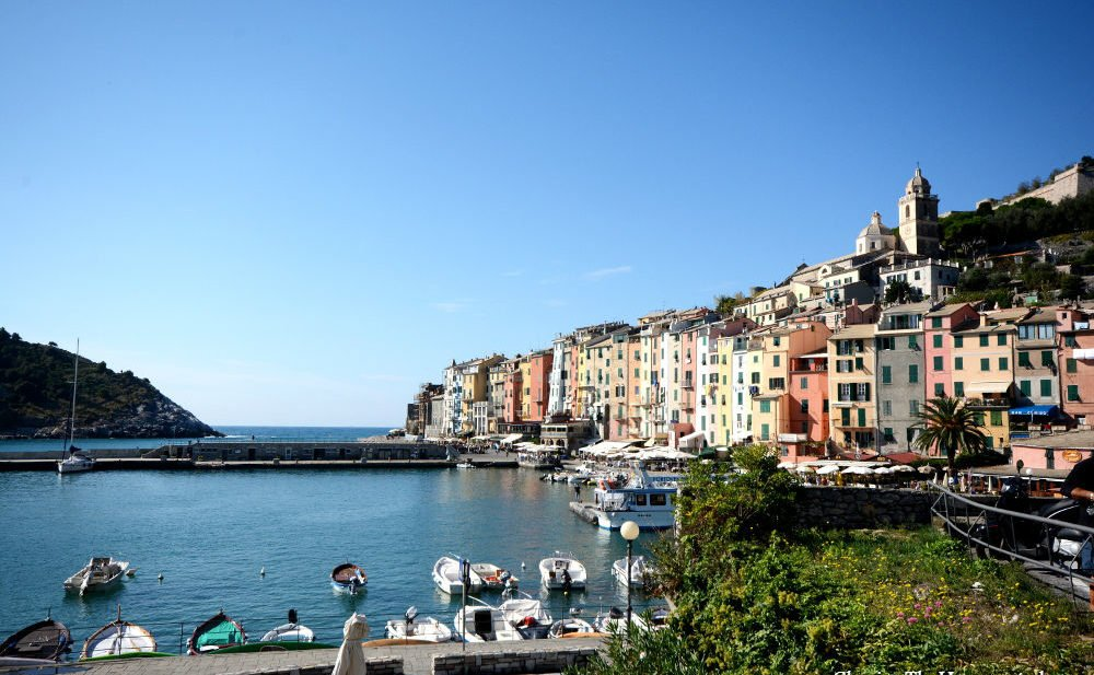 Exploring the Cinque Terre and the other towns of La Spezia coast