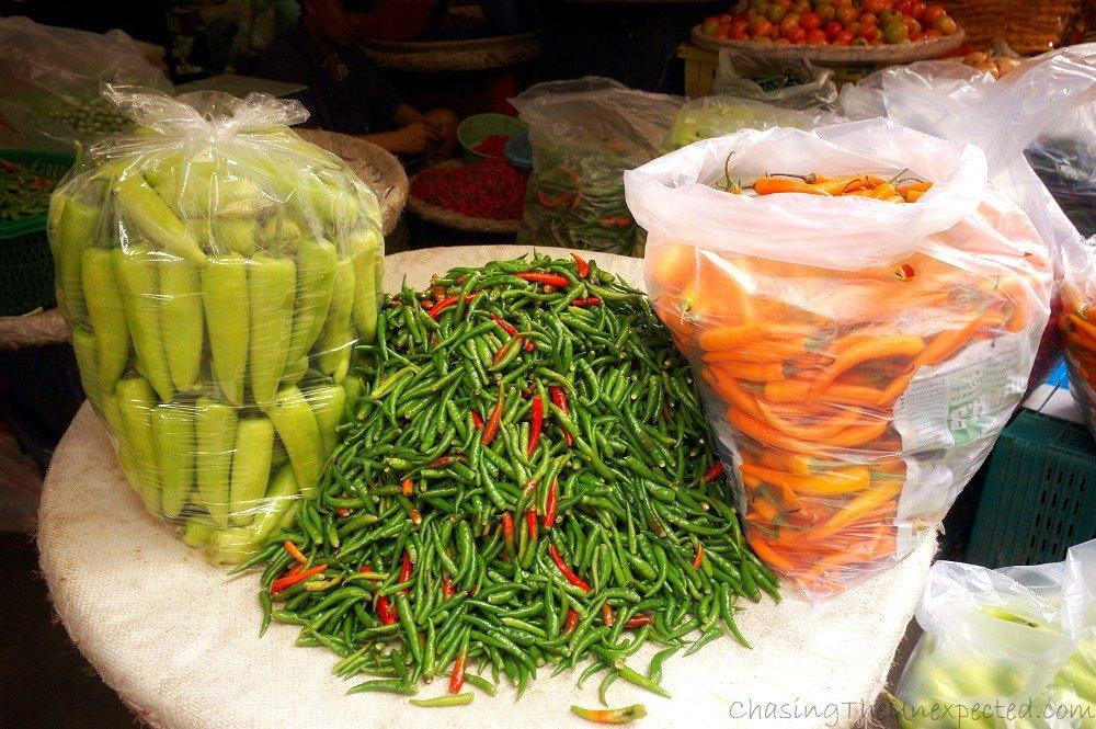 Chilli again, different varieties